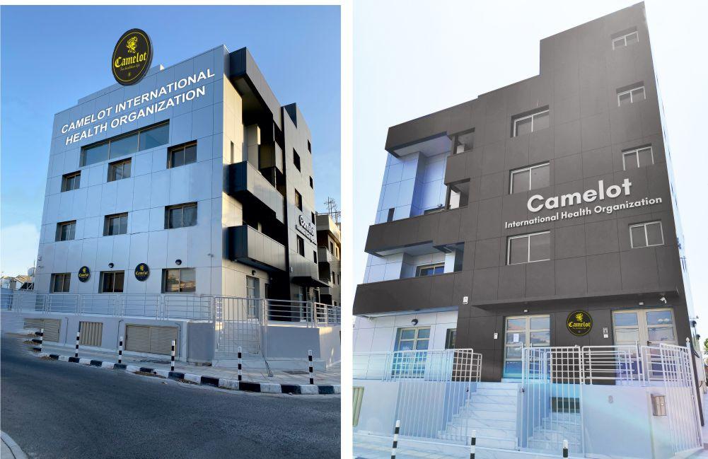 Τα νέα υπερσύγχρονα γραφεία της Camelot